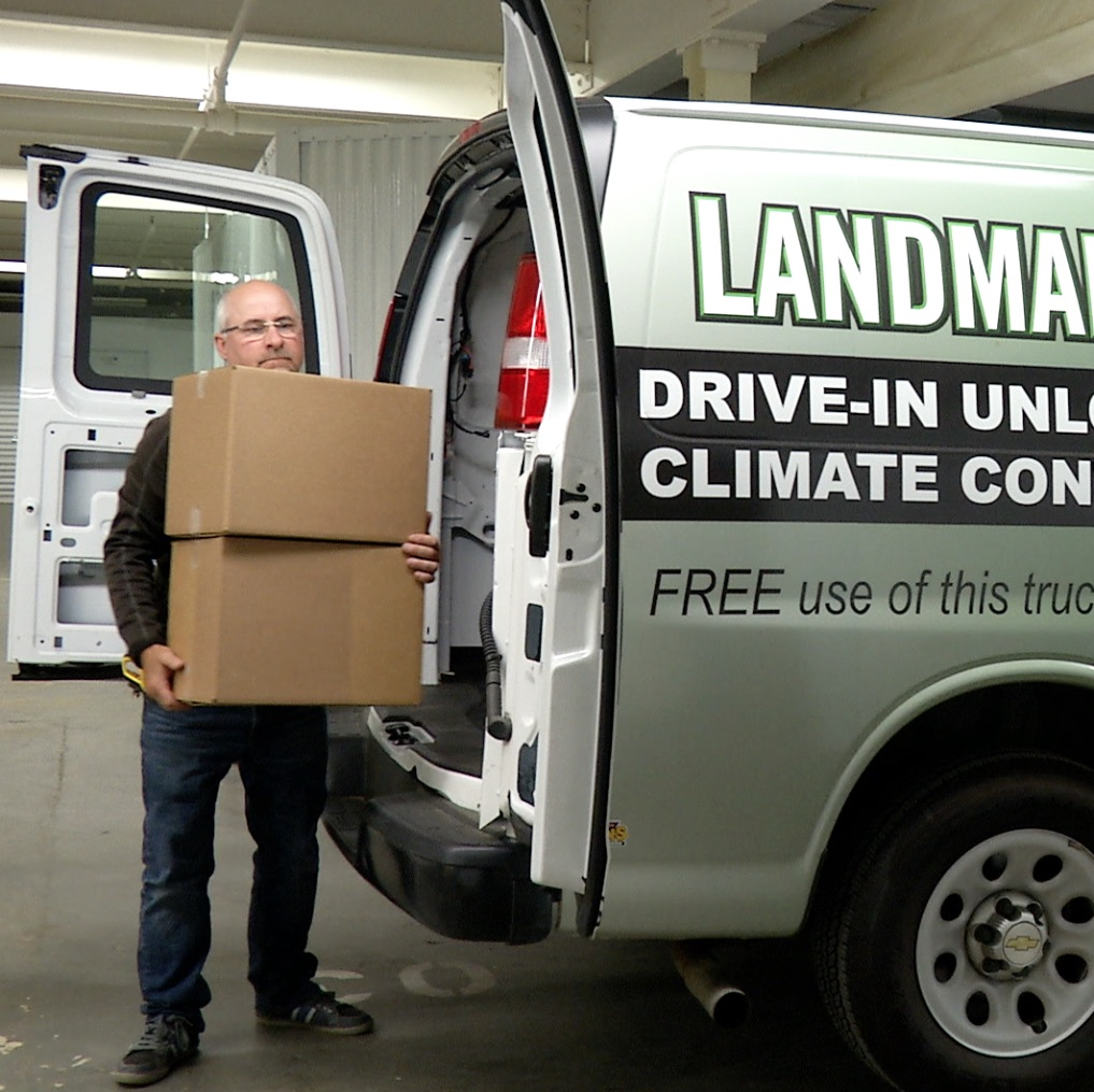 Climate Controlled Indoor Unloading